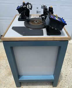 Dialit Diamatic Tp2000 7000gs Diamond Cutting Polishing Machine 7000 Gs Tp 2000