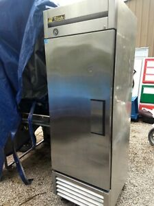True Upright Commercial Freezer Less Than 5 Years Old
