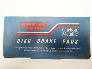 New Performance Friction Carbon Metallic Front Brake Pads 050 20 D50