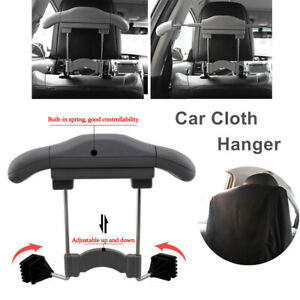 1pc Car Jacket Overcoat Suit Clothes Hanger Holder Stainless Steel Travel Rack