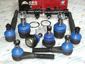 2wd 94 96 Dodge Ram 2500 3500 Pickup 10pcs Front Ball Joint Tie Rod Ends K7205