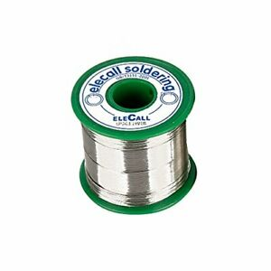 Elecall 0 5mm 450g Lead Free Rosin Core 2 2 Soldering Solder Wire Tin 99 3 Rol