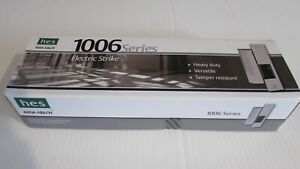 Hes 1006 1006 12 24d 630 Electric Strike W o Faceplate Option Free Fast Ship Nib