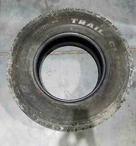 Summit At A t Trail Climber 245 75r16 Used Tire