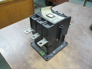 Abb Contactor Eh 175 120v Coil 190a 600v Used