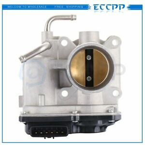 Throttle Body Assembly For 2007 2012 Toyota Yaris 1 5l L4 Dohc 2203021030 New