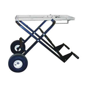 Wheeler rex 60512 Collapsible Cart For 300 Style Pipe Threader