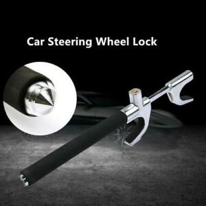 Anti Theft Security System Magical U type Steering Wheel Lock W keys Car Trims