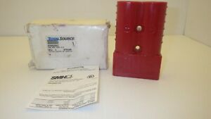 Total Source Sy6322g1 Battery Connector With 2 0 Contact 350amp 600v Red Nib