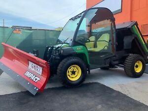 Heated Enclosed Cab John Deere 855d Diesel Reads 90 Hours And 560 Miles