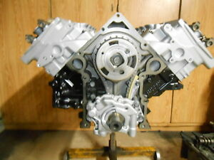 5 7l Hemi Vvt Dodge Chrysler Jeep Reman Long Block Engine 09 15 No Core Charge