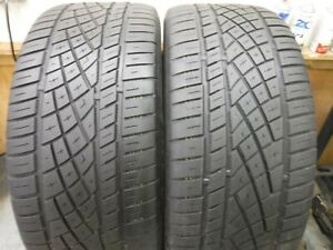 2 255 45 20 105y Continental Extreme Contact Dws 06 Tires 4 5 6 5 32 1d36 4815