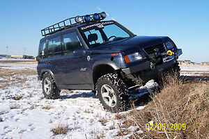 2 Coil Lift Kit 98 older Suzuki Sidekick Geo Tracker