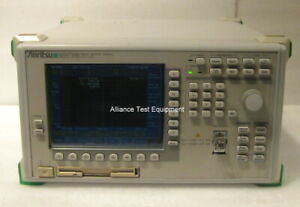 Anritsu Ms9710b Optical Spectrum Analyzer Opt 03 6 Month Warranty