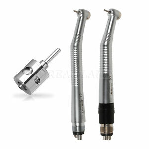 Dental High Speed Handpiece Mini Small Turbine 4h Quick Coupler Fit Nsk Rx m4