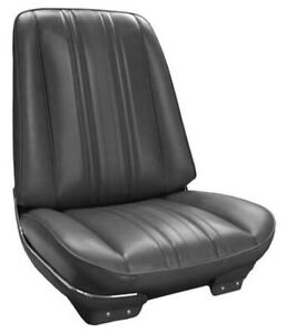 1969 1970 1971 Chevy Nova Bucket Seat Covers Legendary