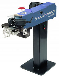 Scotchman Al 100u 02 4 Pipe Tube Notcher With Cross feed Vise Free Shipping