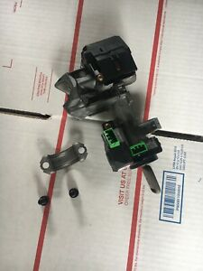 03 04 05 Honda Civic Oem Ignition Switch Cylinder Lock Manual Trans With Key