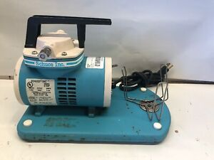 Schuco vac Vacuum Aspirator Suction Oil less Pump S130p Tested And Working