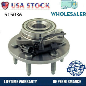 Mo Og Complete Front Wheel Hub And Bearing Assembly For Gmc Chevy Truck 4x4 6lug