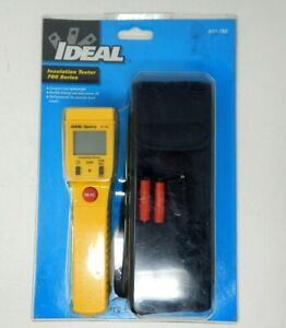 Ideal Sperry 61 780 Stick Style Insulation Resistance Meg Ohm Meter new