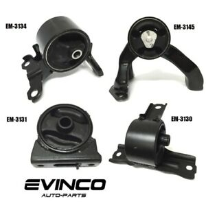2007 2013 Jeep Compass Patriot 2 4l Engine Motor Mounts Set Of 4