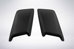 Smooth 2 Pc Hood Scoops 11 5 X 24 X 2 For 2008 2012 Chevy Silverado 3500 Lt