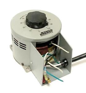 Staco Energy Variable Autotransformer 0 100 Volts