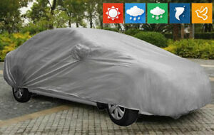 Car Cover Waterproof Scratch Resistant For Honda Toyota Kia Nissan Ford Bmw