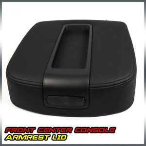 Front Center Console Armrest Lid Assembly For Chevy Gmc Silverado Sierra 1500