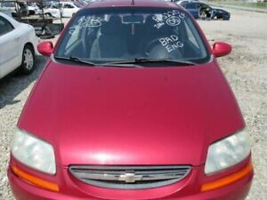 Passenger Right Center Post Rocker Cut Fits 04 08 Aveo 199487