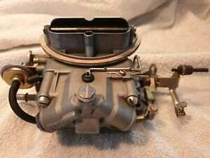 Mopar Six Pack Center Carburetor 69 1 2 A12 List 4392