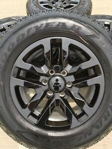 18 18 Inch Chevy Silverado Tahoe 2019 Gmc Oem Wheels Rims Tires