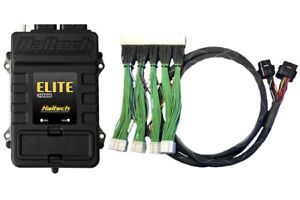 Haltech Elite 2000 Ems Ecu With Pnp Adapter Harness Kit For Is300 01 2jz Ge Vvti