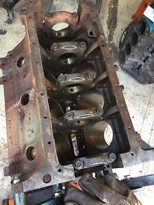 440 Mopar Bare Block Std Bore Size Chrysler Dodge Plymouth Rb Engine Block 1968
