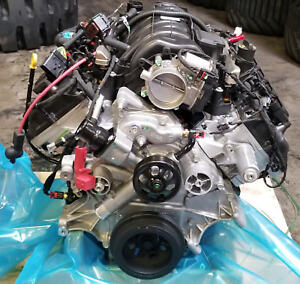 Mopar Hemi 5 7l Vvt Crate Engine Dodge Hot Rod