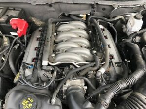 34k 2014 Ford Mustang Gt Coyote 5 0 Engine W Manual Oem