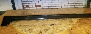 10 11 12 13 Mitsubishi Lancer Rocker Panel Skirt Molding Left Driver Side Oem