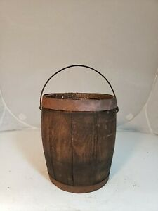 Late 1800 S Early 1900 S Paint Bucket