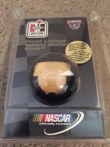 Hurst Nascar 50th Anniversary Limited Edition Shifter Knob Ball Rare Black