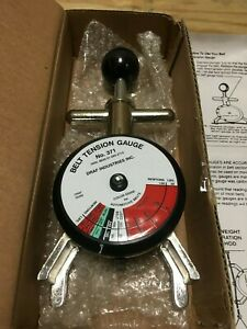 Belt Tension Tool Dial Indicator Gauge Draf 371 J 23600 B
