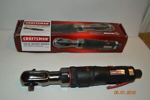 Craftsman 3 8 Drive Air Ratchet Wrench 45 Ft Lbs N E W