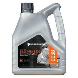 1 Gal Concrete And Masonry Sealer Invisible Penetrating Water Based Industrial