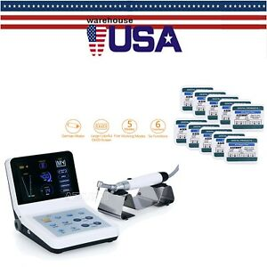 Dental Endo Treatment Endo Motor Apex Locator R smart Plus azdent Rotary Files