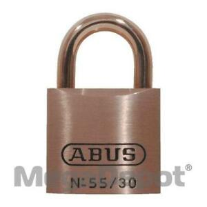 Abus 55mb 30 C Kax3 56413 55 Series 1 9 64 Padlock Keyed Alike