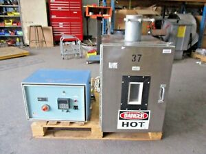 Applied Test Systems 3710 Furnace Oven W controller 230 Volt 421713j Used
