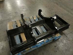 Caterpillar Quick Disconnect Fork Cage Attachment 292 4571 F3g00611 446b