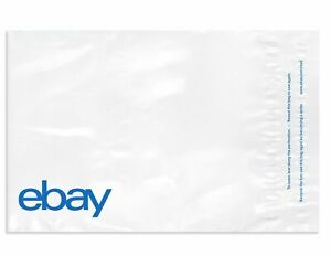 Ebay Poly Mailers Plastic Envelopes Shipping Bags 9 X 11 5 no Padding