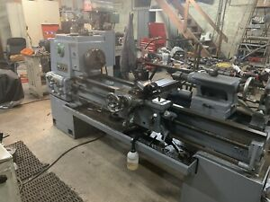 Cincinnati Metal Lathe 19 X 54 Tooling Included Hydrashift Tool Room Machine