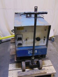 Miller Electric 300 Amp Constant Potential Dc Arc Welder Power Supply Cp 300fs
